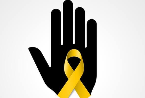 o mes amarelo