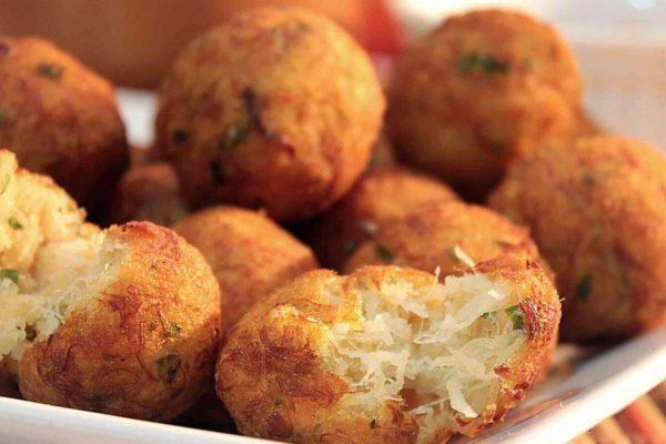 tres receitas de pratos com frutos do mar