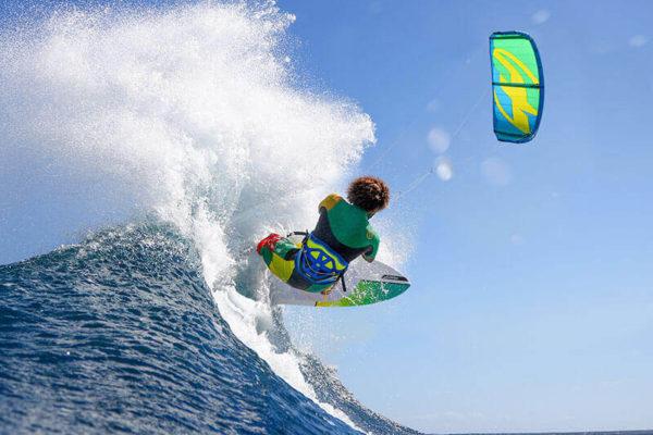 voce conhece o windsurf e o kitesurf